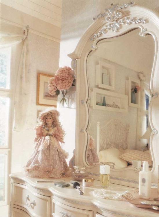 Lea Jessica McClintock Romance Vertical Mirror- Furniture