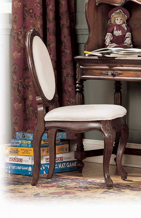 Jessica McClintock Heirloom Chair-Lea Furniture
