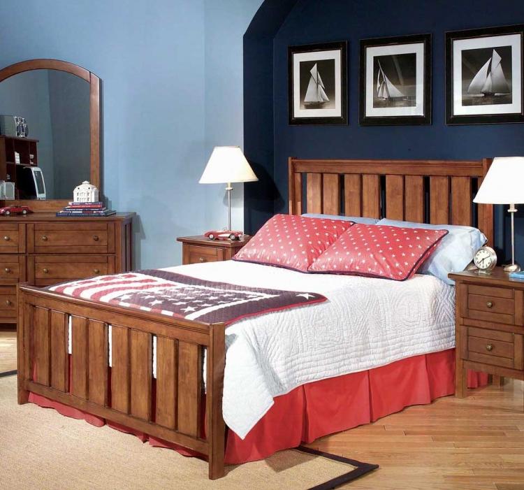 Ashley Furniture In Brandon Fl: Lea Brandon Slat Bedroom Collection- Furniture 525-9X0-2R