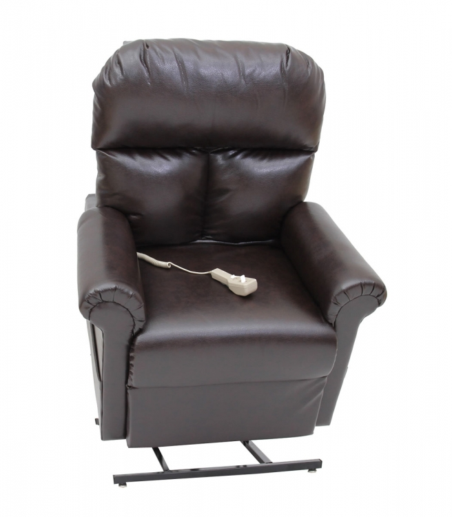 Infinite position lift chair with heat and mega motion for Catnapper magnum chaise recliner