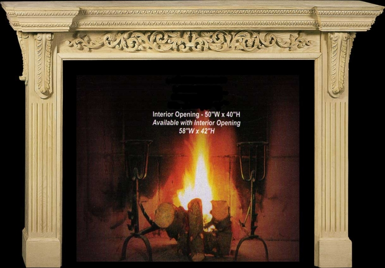 Anastasia Fireplace Mantel Collection-CVH Int