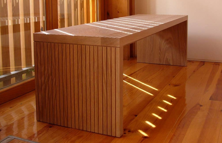 Cliff Dining Bench