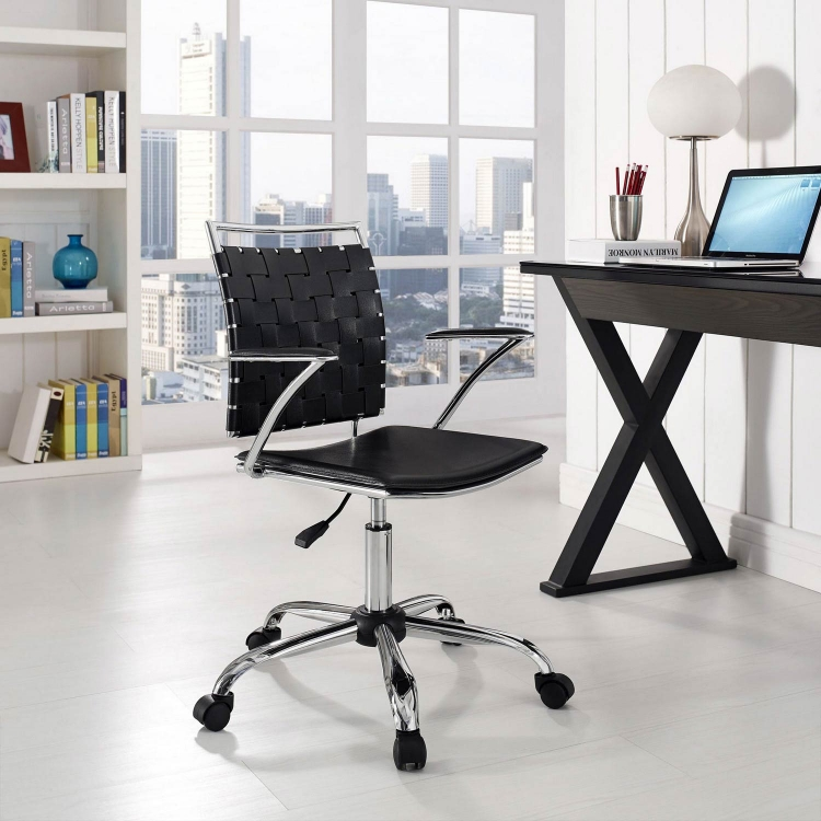 Fuse Office Chair - Black