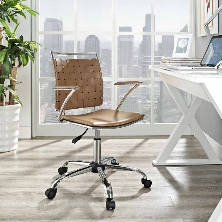 Fuse Office Chair - Tan