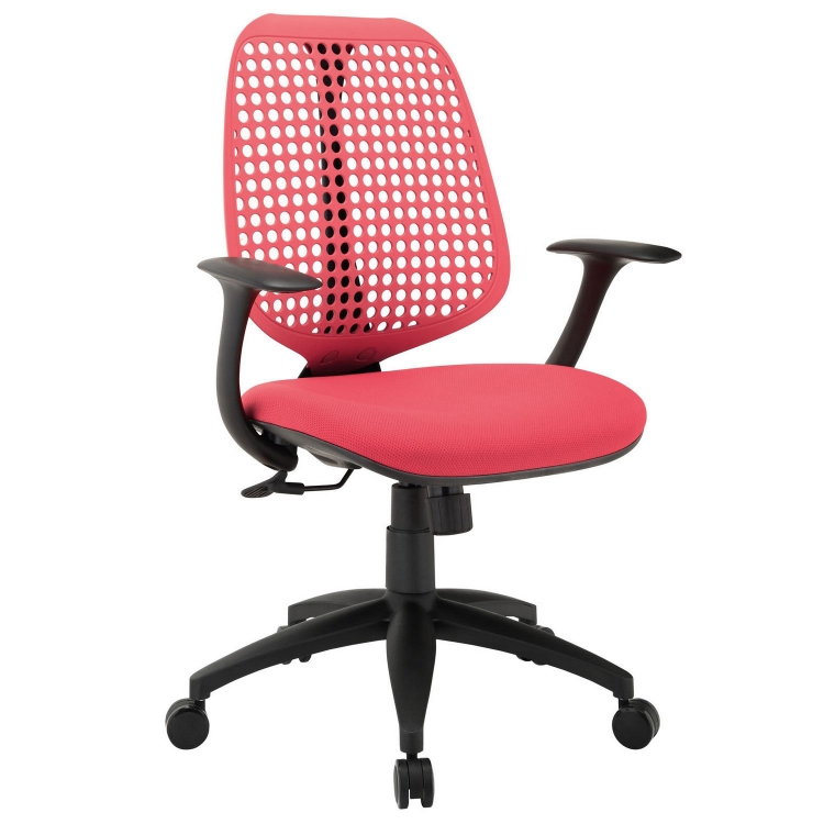 Reverb Office Chair - Red