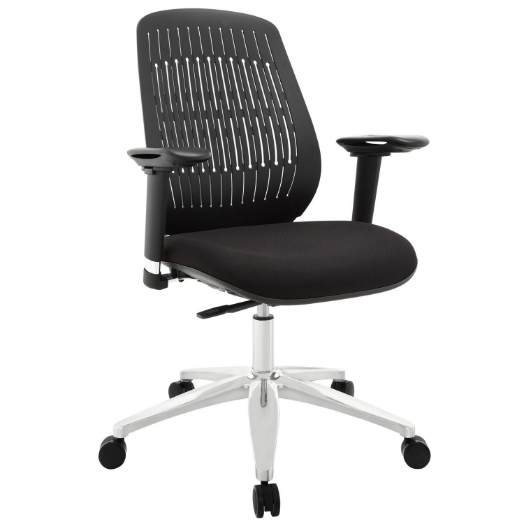 Reveal Premium Office Chair - Black