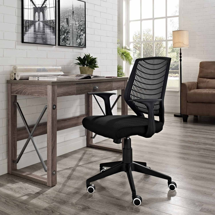 Entrada Office Chair - Black