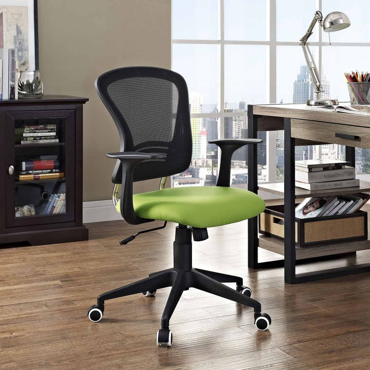 Poise Office Chair - Green