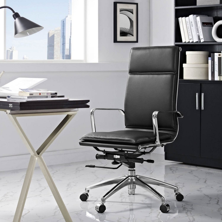 Sage Highback Office Chair - Black