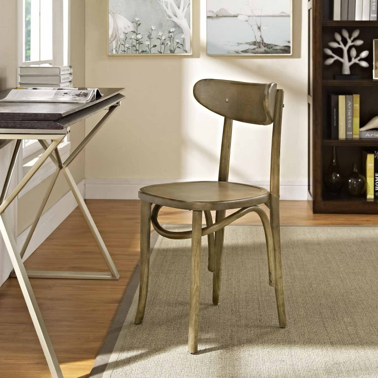 Skate Dining Side Chair - Natural