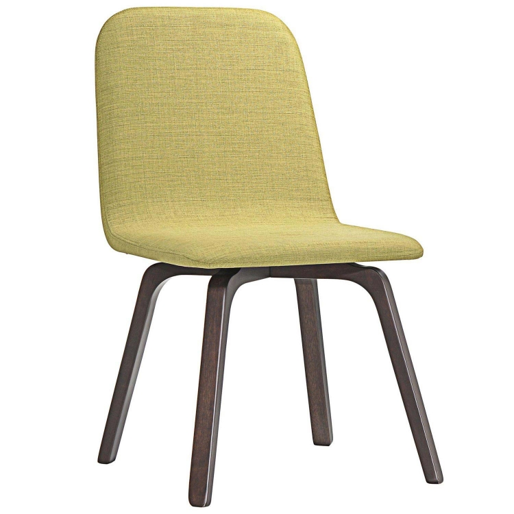 Assert Dining Side Chair - Walnut Green