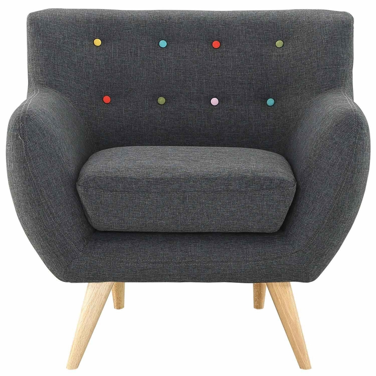 Remark Armchair - Gray