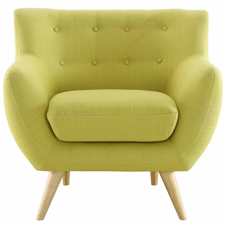 Remark Armchair - Wheatgrass