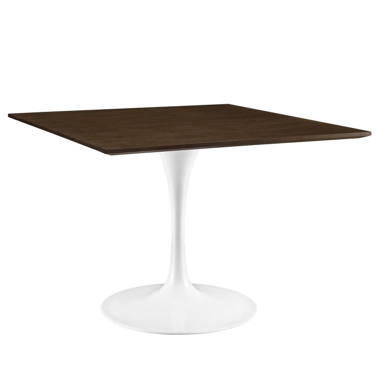 Lippa 40 Walnut Dining Table - Walnut