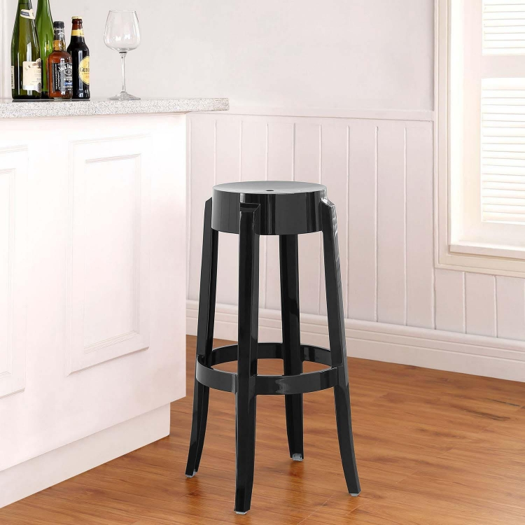 Casper Bar Stool - Black