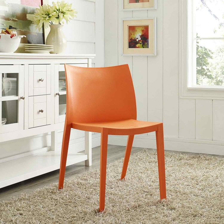Gallant Dining Side Chair - Orange