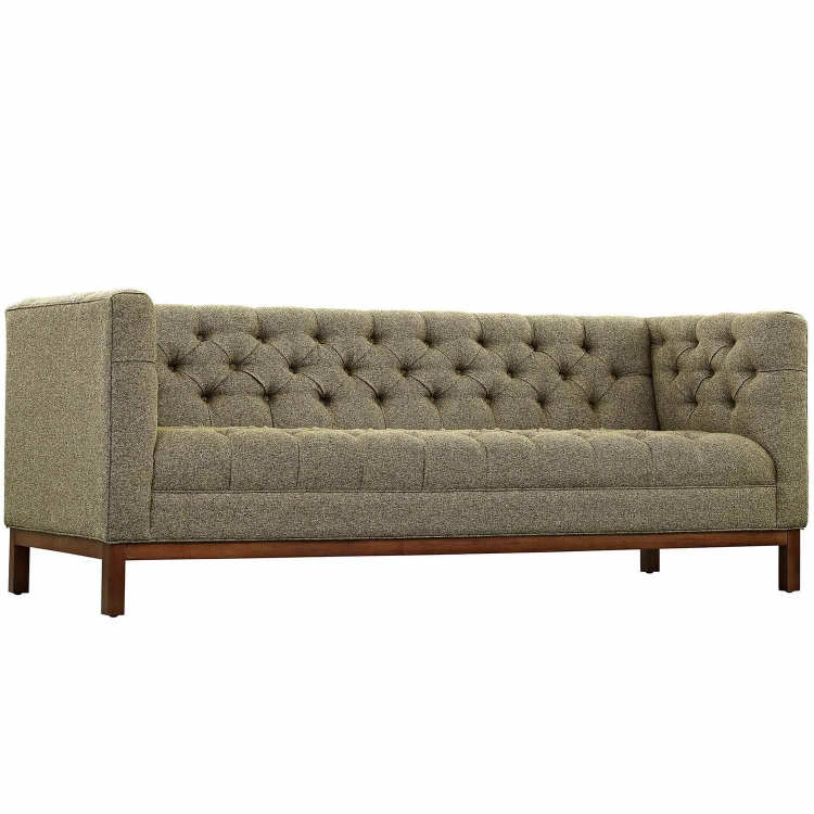 Panache Fabric Sofa - Oatmeal