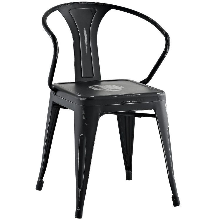 Promenade Dining Chair - Black
