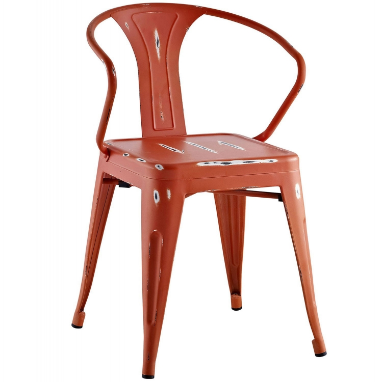 Promenade Dining Chair - Red