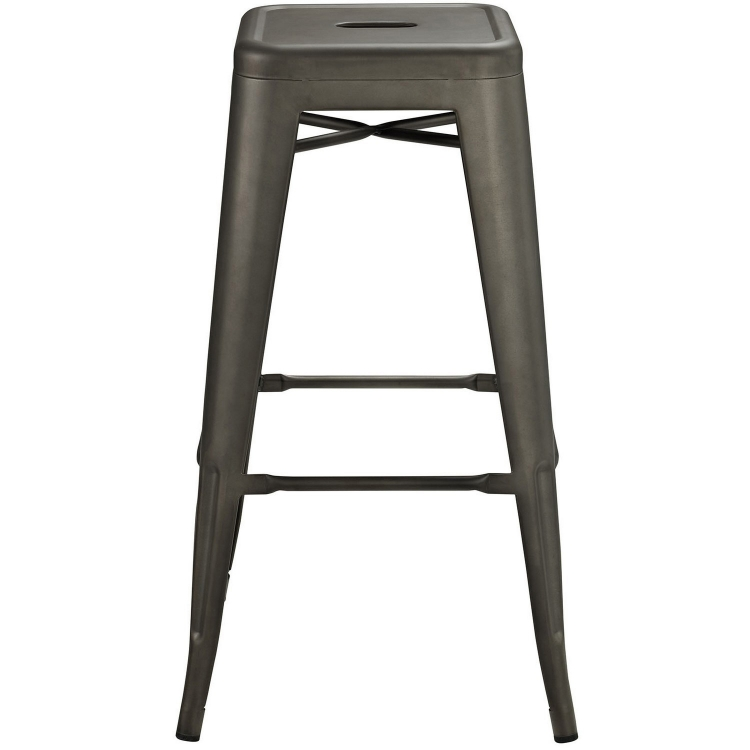 Promenade Bar Stool - Brown