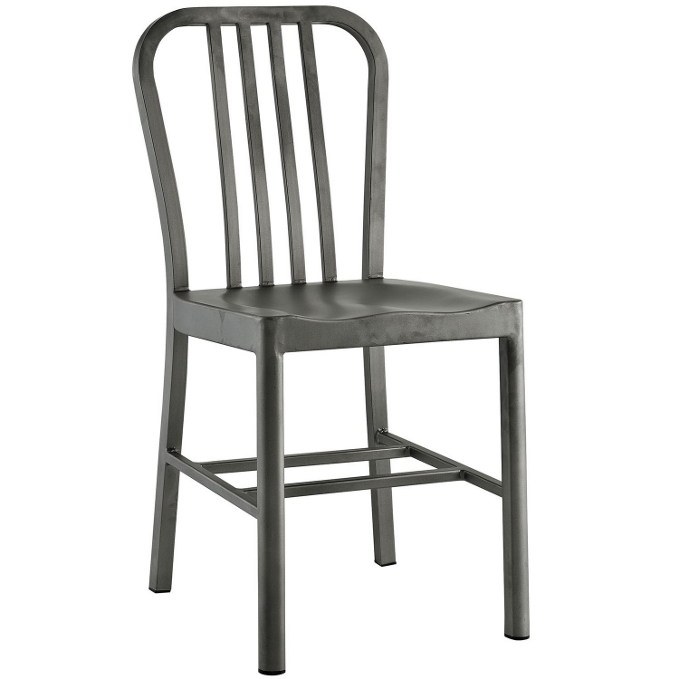 Clink Dining Chair - Silver