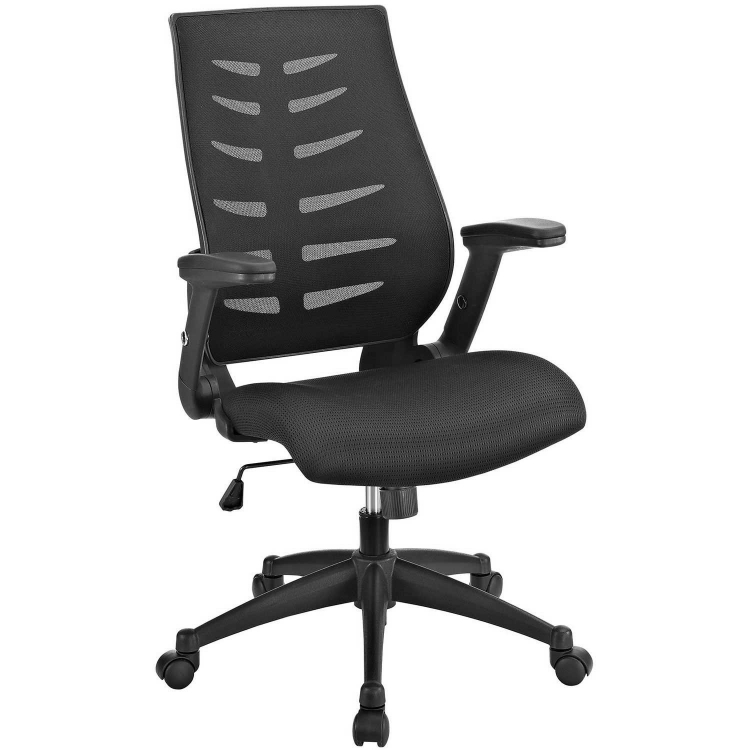 Force Mesh Office Chair - Black