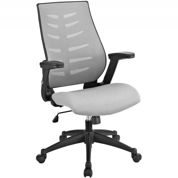 Force Mesh Office Chair - Gray