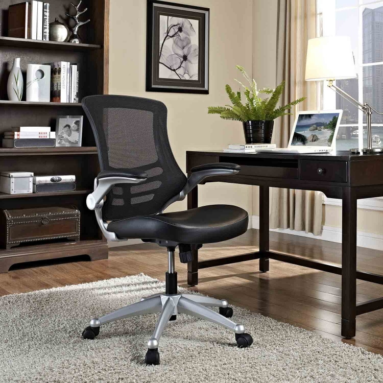 Attainment Office Chair - Black