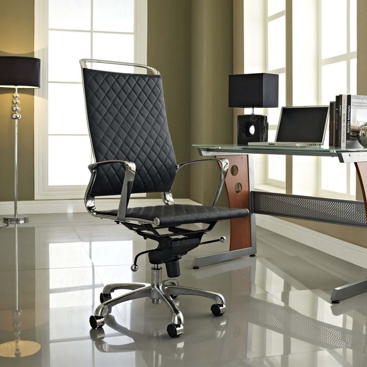 Vibe Highback Office Chair - Black