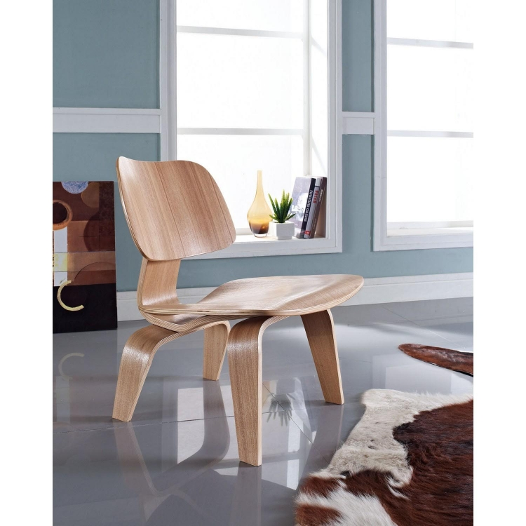 Fathom Lounge Chair - Natural