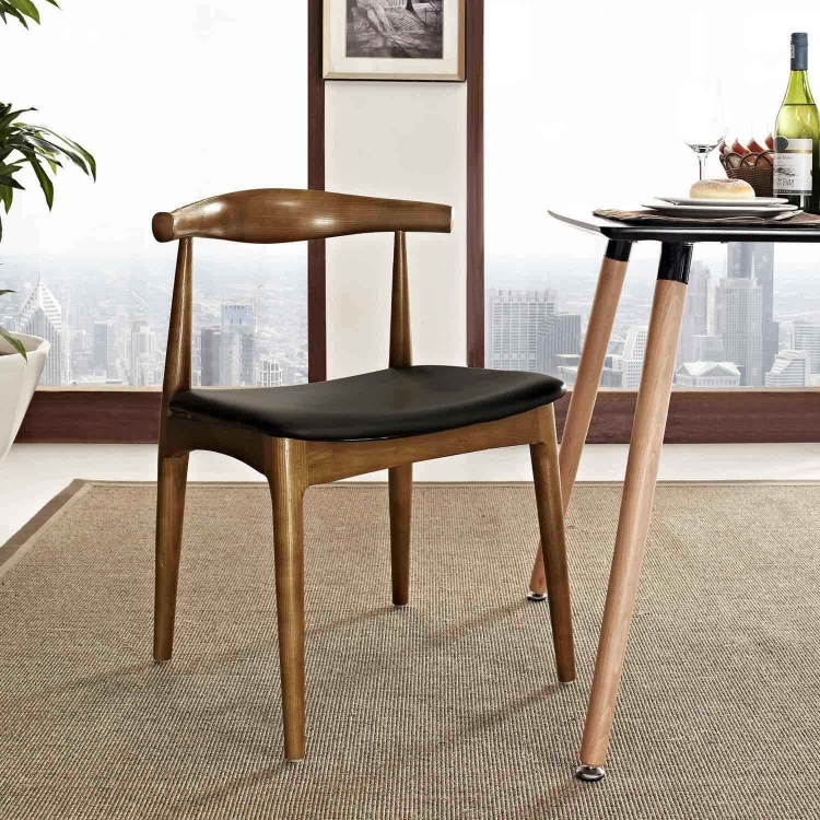 Tracy Dining Side Chair - Black