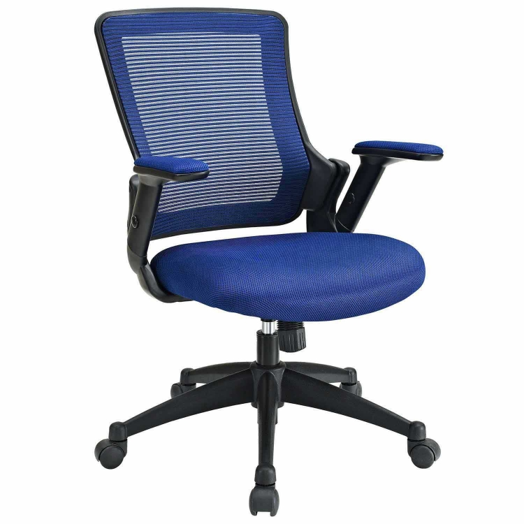 Aspire Fabric Office Chair - Blue