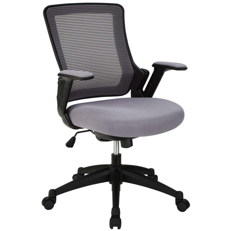 Aspire Fabric Office Chair - Gray
