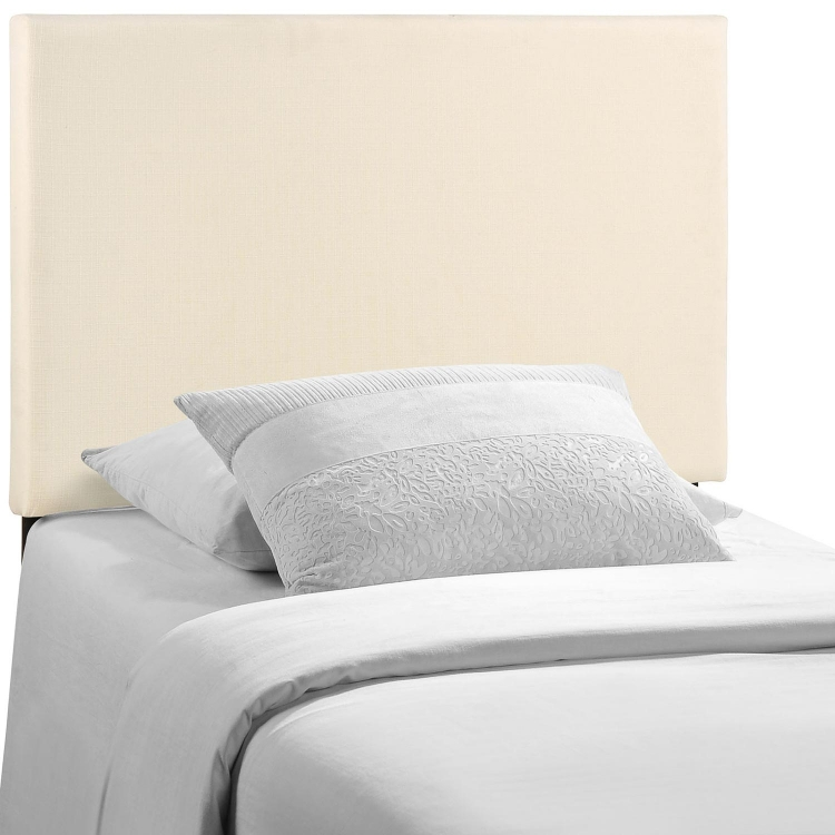 Region Upholstered Headboard - Ivory
