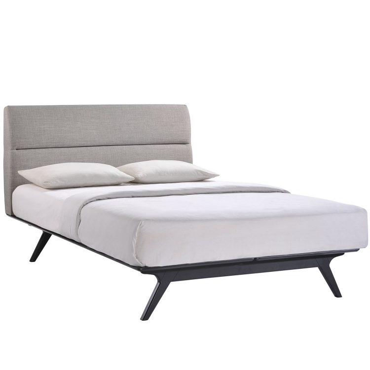 Addison Bed - Black Gray
