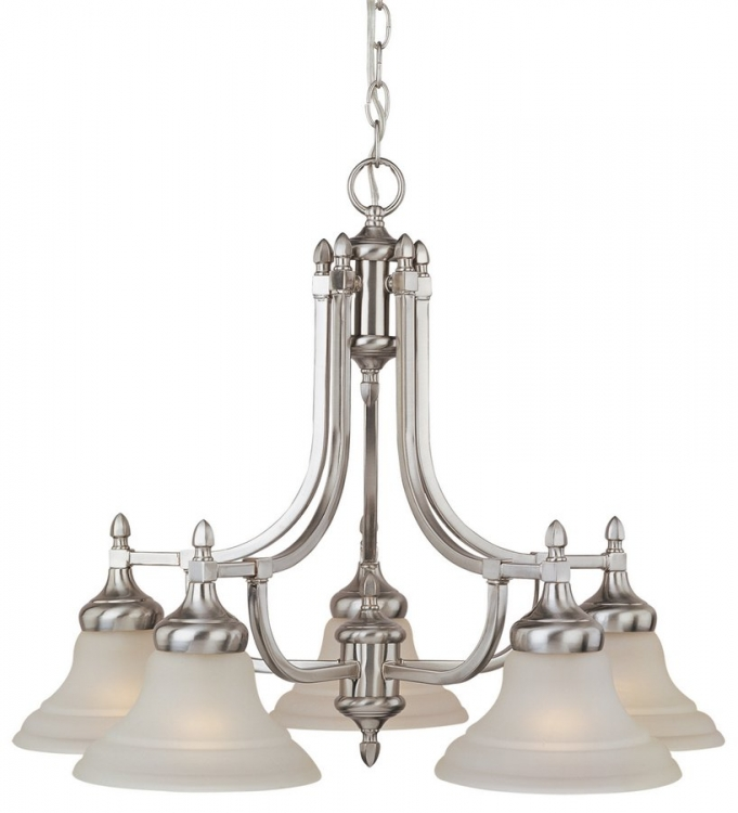 South Bend 5 Lt. Chandelier-Maxim Lighting