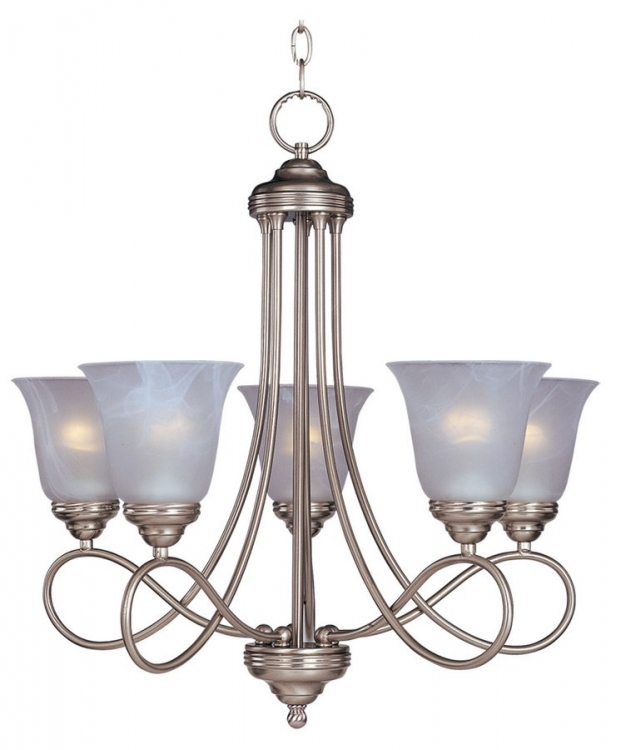 Nova 5 Lt Chandelier-Maxim Lighting