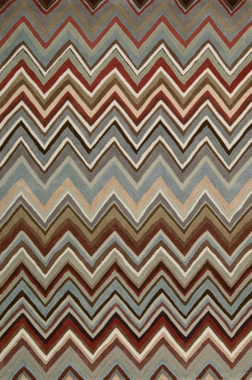 Contour CON23 Multi Color Area Rug