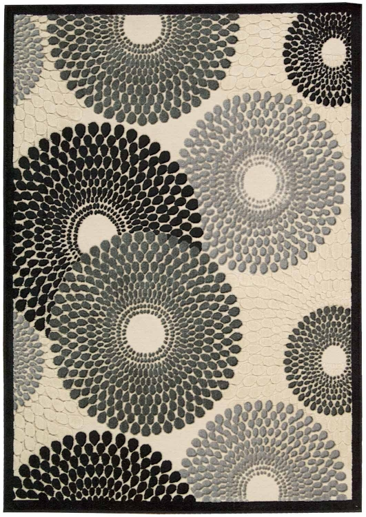 Graphic Illusions GIL04 Parch Area Rug