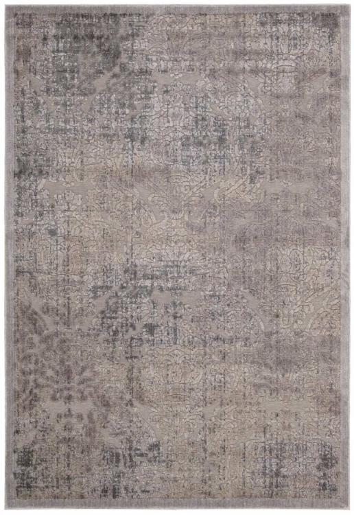 Graphic Illusions GIL09 Grey Area Rug