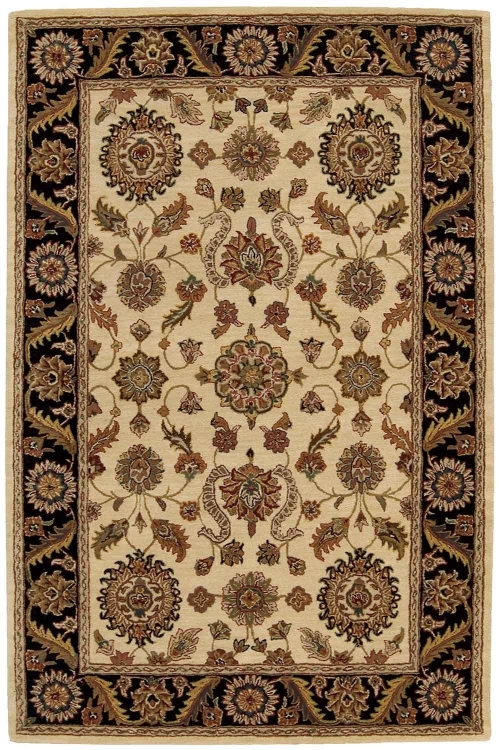India House IH60 Beige Area Rug