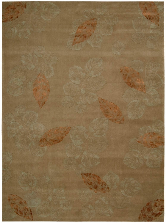 Julian JL62 Brown Area Rug