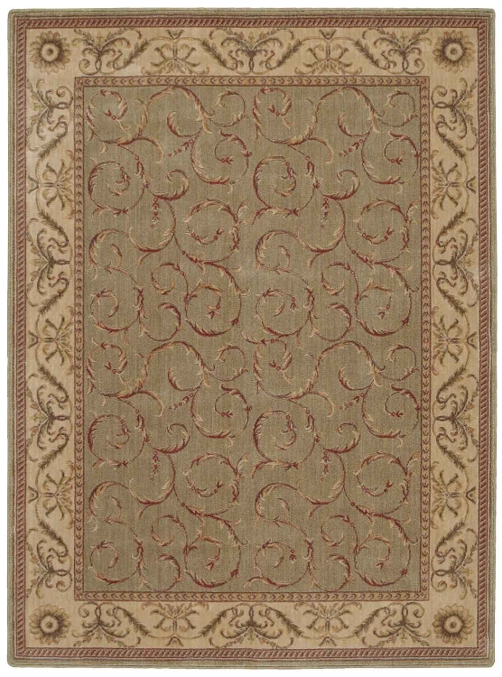 Somerset ST02 Meadow Area Rug