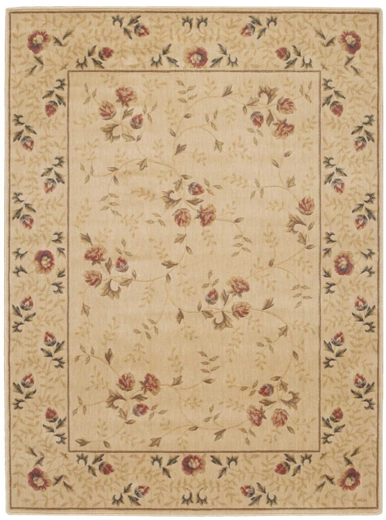Somerset ST05 Ivory Area Rug