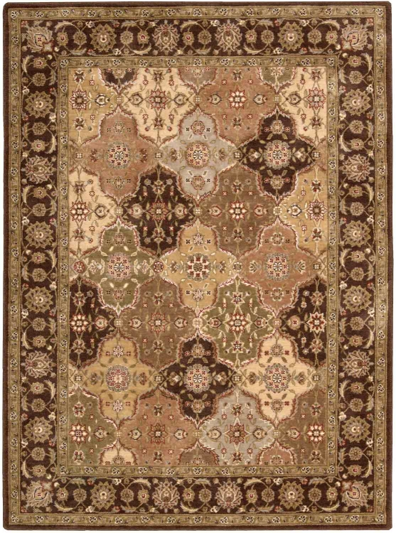 Somerset ST63 Multi Color Area Rug