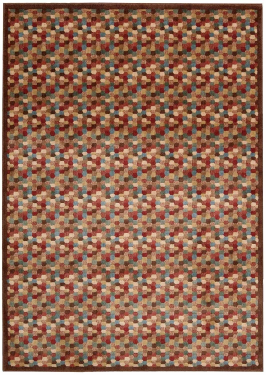 Somerset ST84 Multi Color Area Rug