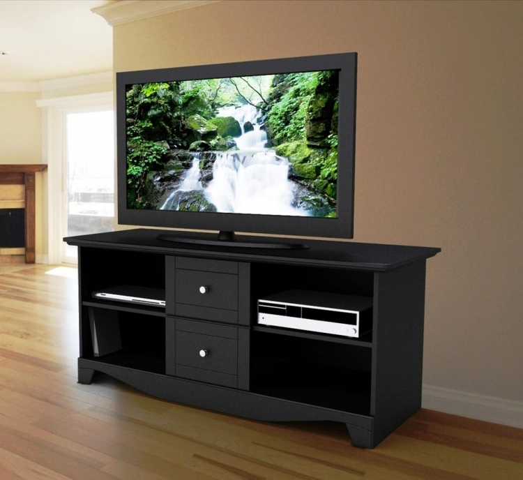 Pinnacle 56 Inch TV Console with Drawer