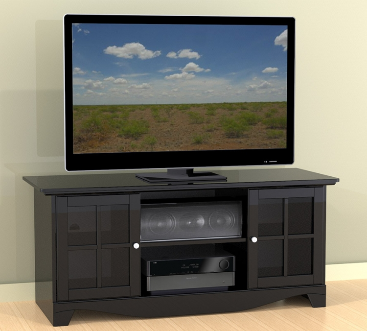 Pinnacle 56 inch TV Console for Center Channels - Nexera