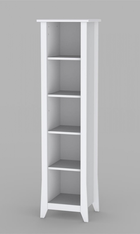 Vice Versa 60 inch Slim Bookcase