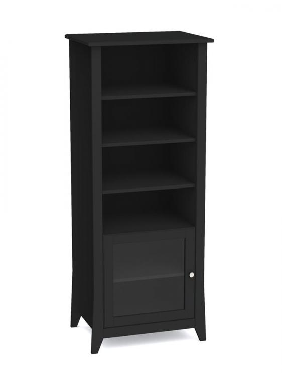 Tuxedo Curio Cabinet